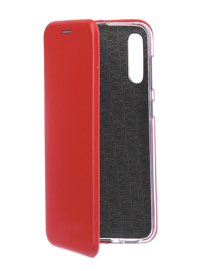 Фото - Аксессуар Чехол Neypo для Samsung Galaxy A50 2019 Premium Red NSB11570 аксессуар