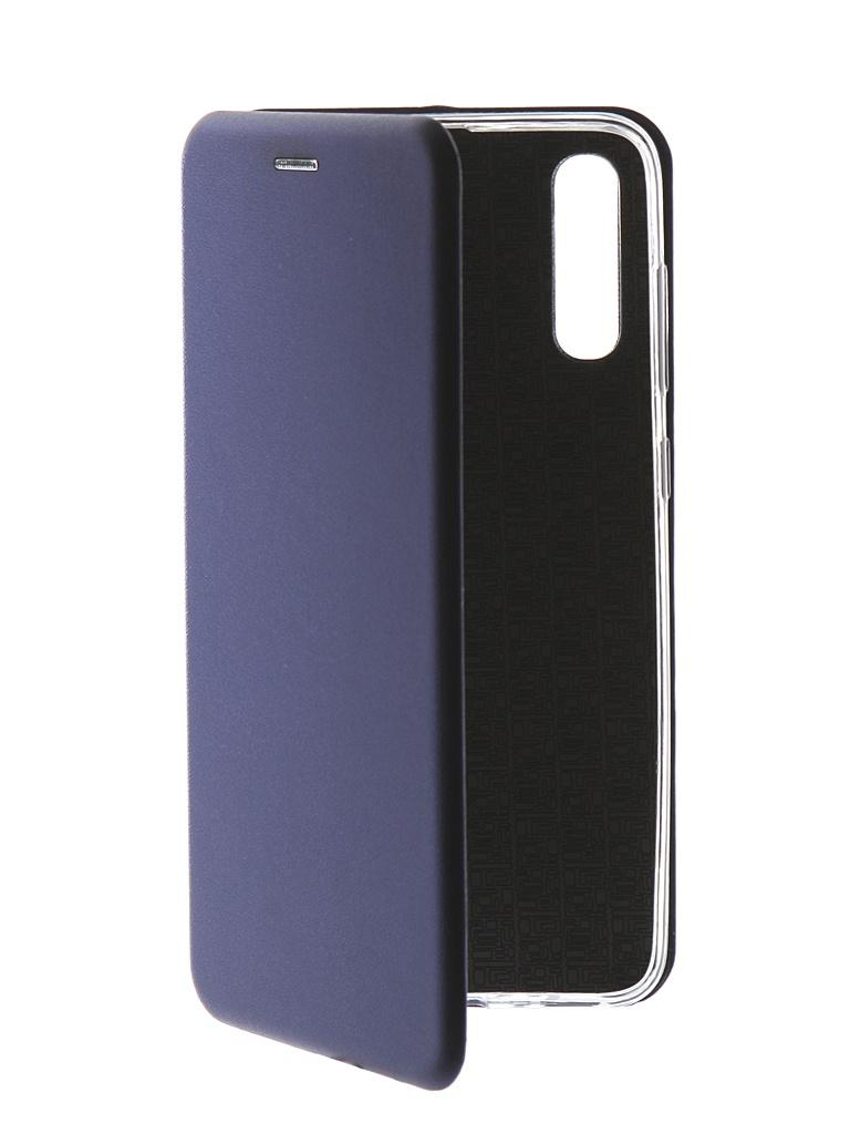 Аксессуар Чехол Neypo для Samsung Galaxy A70 2019 Premium Blue NSB11650