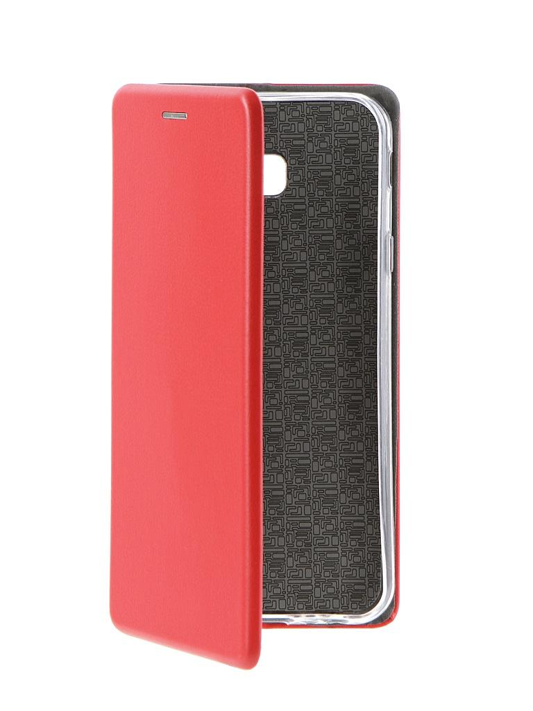 Аксессуар Чехол Neypo для Samsung Galaxy J4 Core Premium Red NSB11809 аксессуар чехол neypo для samsung galaxy j4 plus 2018 premium blue nsb5904