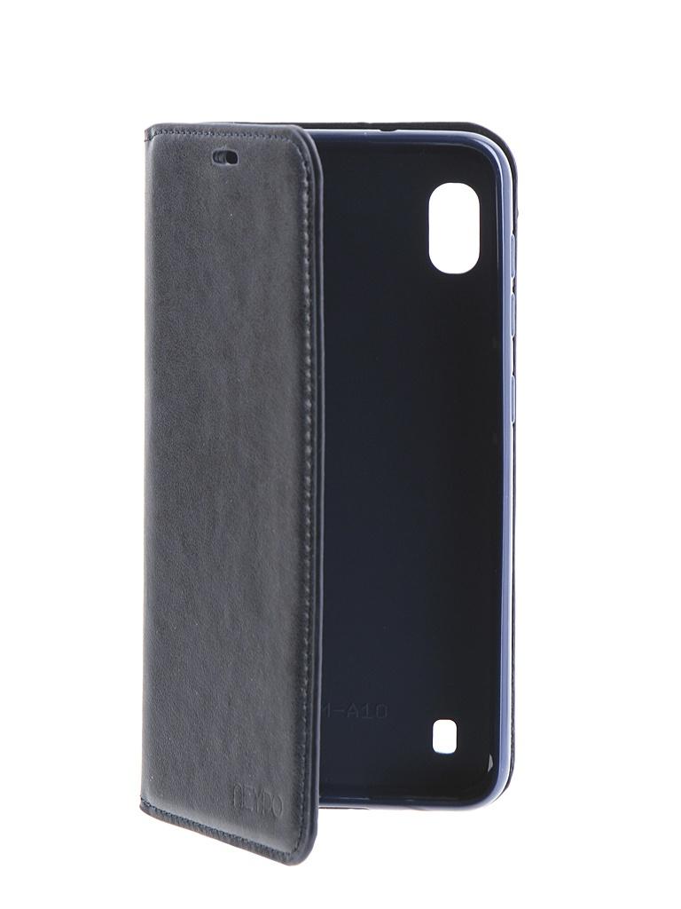 Аксессуар Чехол Neypo для Samsung Galaxy A10 2019 Dark Blue NBC11848
