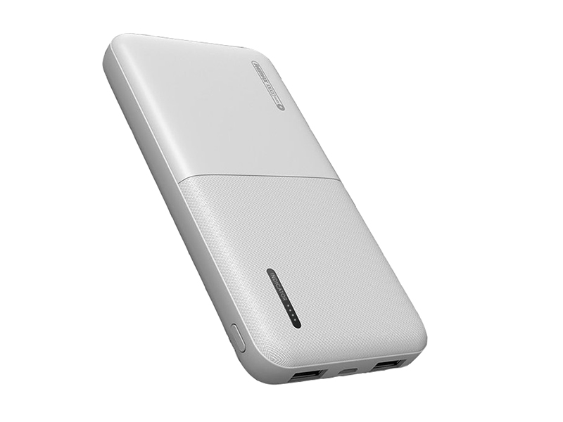 Аккумулятор Remax Power Bank RPP-124 10000mAh Linon-2 White аккумулятор remax power bank rpp 124 10000mah linon 2 white