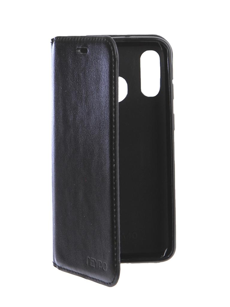 Чехол Neypo для Samsung Galaxy A40 2019 Black NBC11849