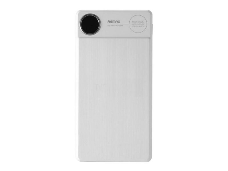 Аккумулятор Remax Power Bank RPP-87 10000mAh Kooker White аккумулятор remax power bank rpp 124 10000mah linon 2 white