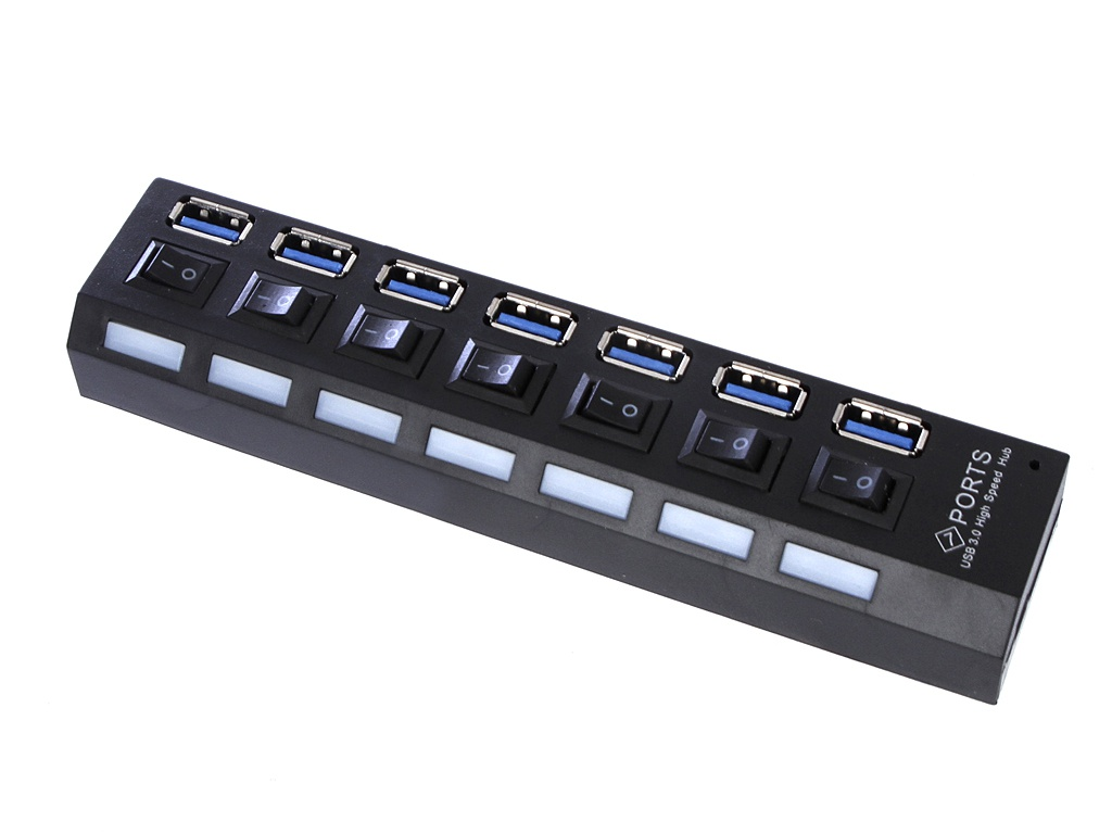 Хаб USB Palmexx 7xUSB 3.0 PX/HUB-7USB3.0-S
