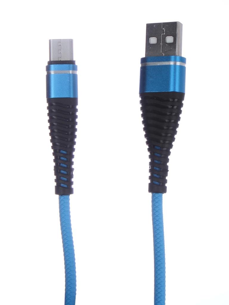 лучшая цена Аксессуар Palmexx USB Type-C Fast Data Cable PXX03 Blue PX/CAB-USBC-X03-BLU
