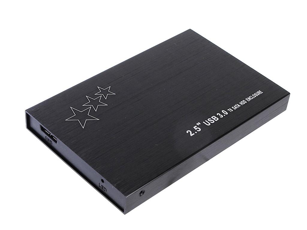 Корпус для HDD Palmexx PXB-STAR 2.5 USB 3.0 Black PX/HDDB-STAR-black цена