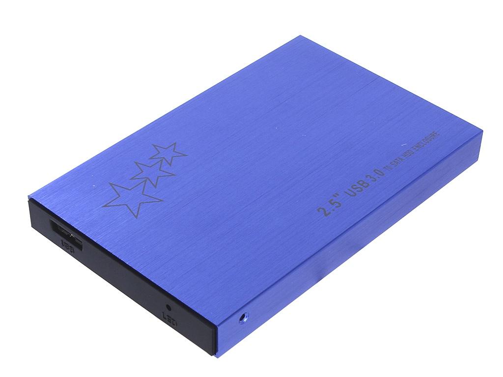 Корпус для HDD Palmexx PXB-STAR 2.5 USB 3.0 Blue PX/HDDB-STAR-blue