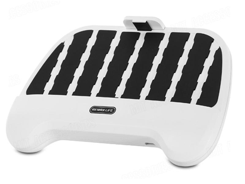 Держатель для телефона с охлаждением Remax RL-GS01 White