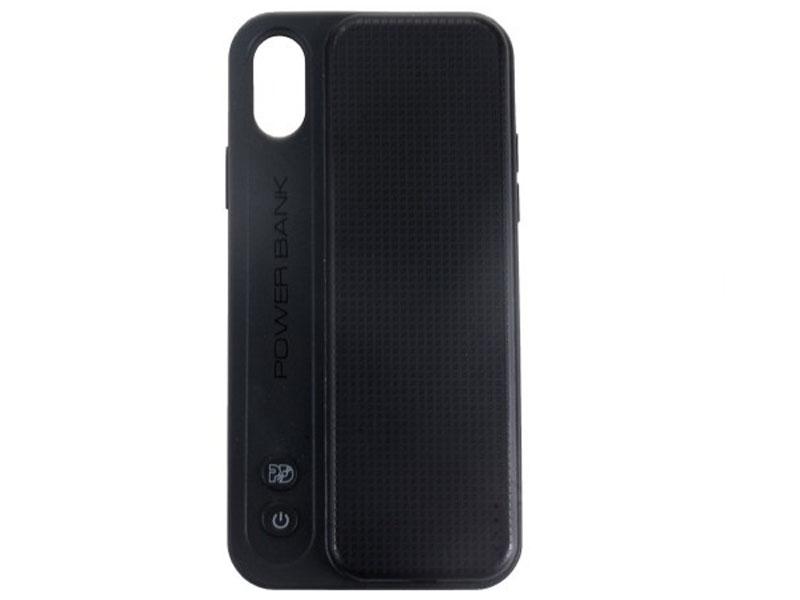 Аксессуар Чехол-аккумулятор Remax Proda Yosen PD-BJ01 для APPLE iPhone X 3400mAh Black