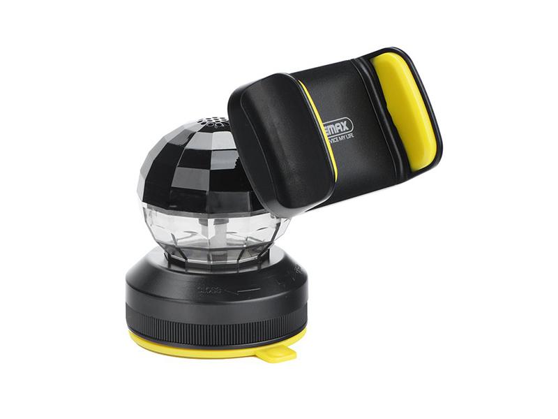 Держатель Remax RM-C35 Aroma Black-Yellow smart sm91 06 c35