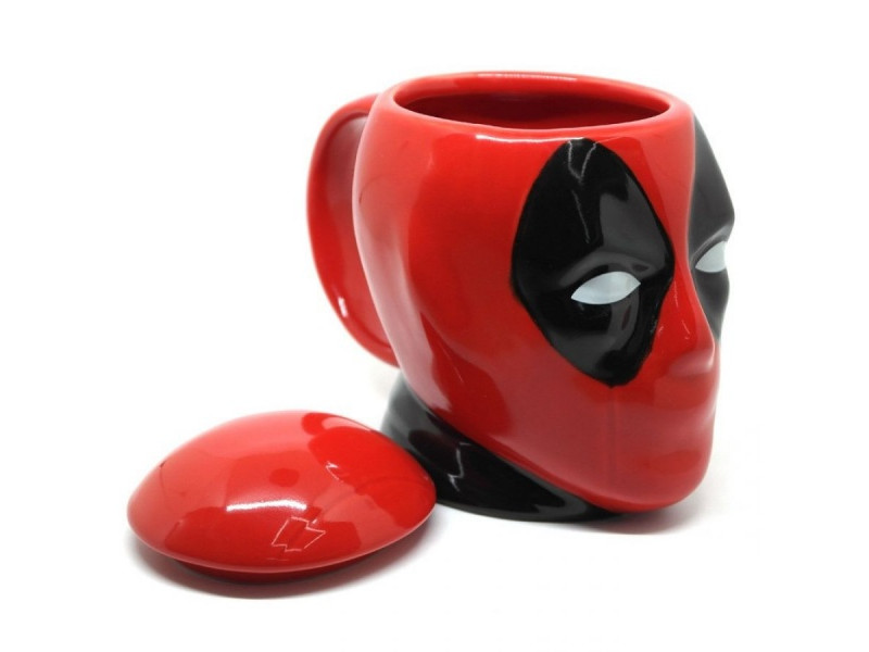 Кружка Deadpool 3D 400ml 73876