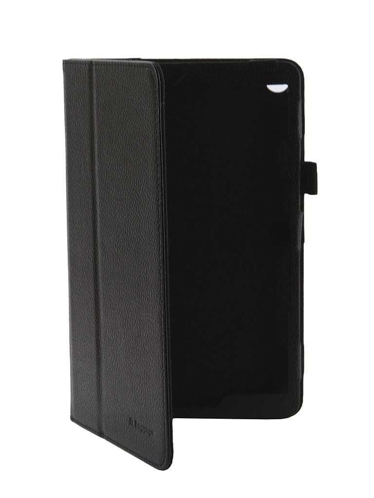 Аксессуар Чехол IT Baggage для Huawei Media Pad M5 lite 8 Black ITHWM58L-1