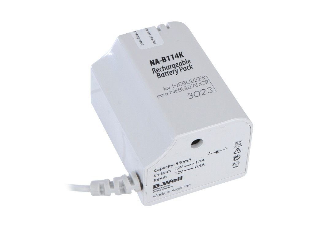 Аксессуар Аккумуляторная батарея B.Well для WN -114 K / WN-116 U 100092