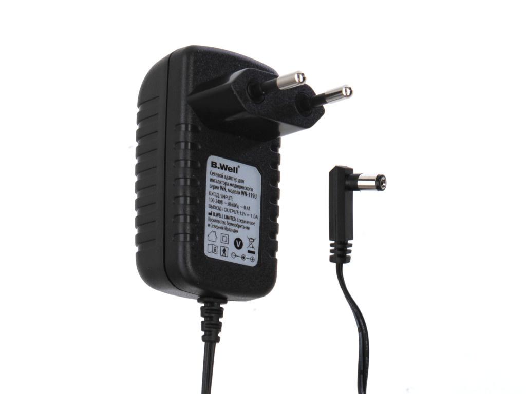 Аксессуар Сетевой адаптер B.Well для WN-119 U new 100116 аксессуар адаптер сетевой для omron micro air u22