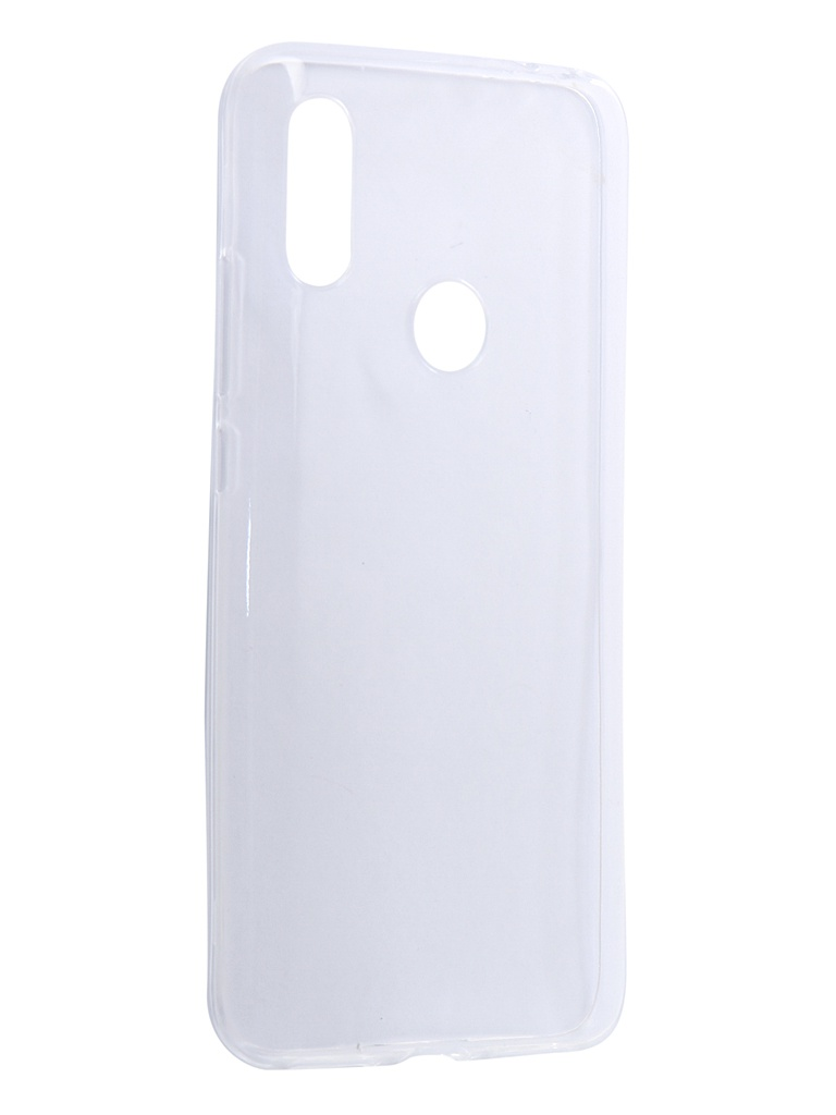 Аксессуар Чехол Svekla для Xiaomi Redmi 7 Silicone White SV-XIR7-WH