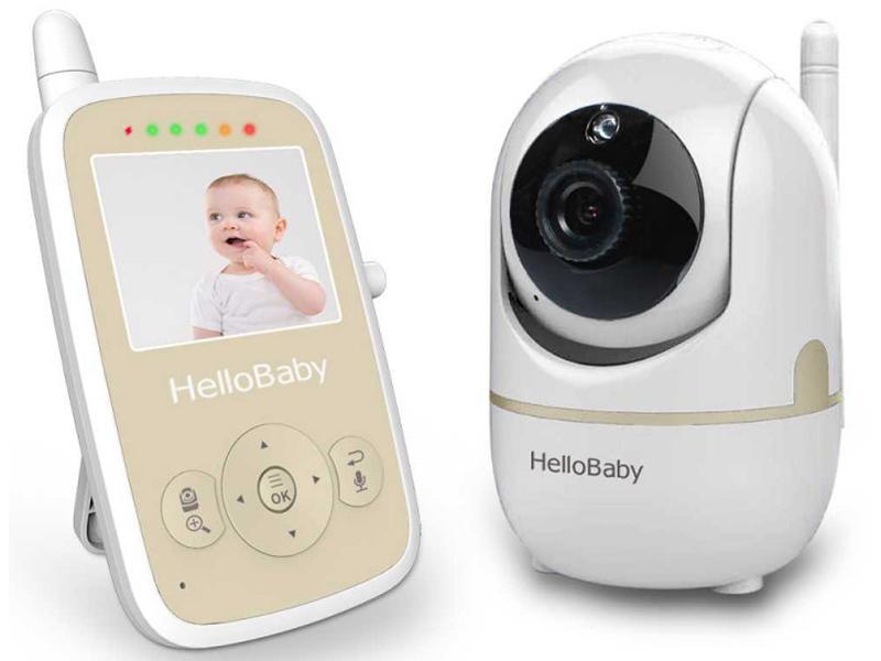 Видеоняня HelloBaby HB248