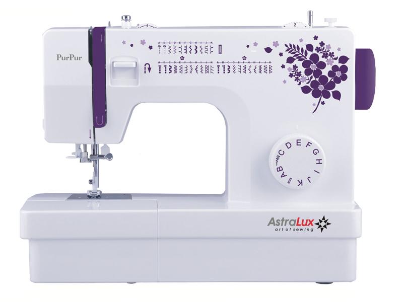 Швейная машинка AstraLux PurPur