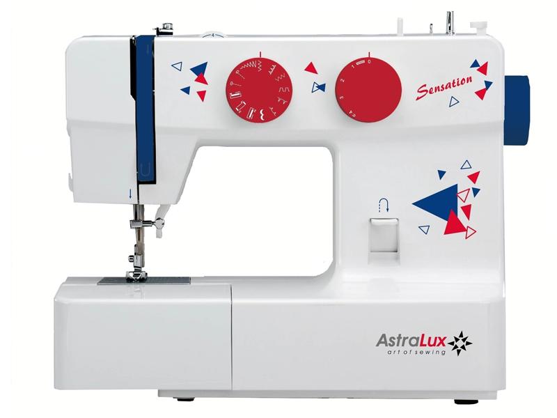 Швейная машинка AstraLux Sensation