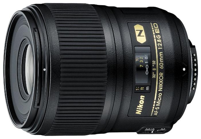 Фото - Объектив Nikon 60mm f/2.8G ED AF-S Micro-Nikkor кухонная мойка blanco zenar 45 s f infino алюметаллик 523821