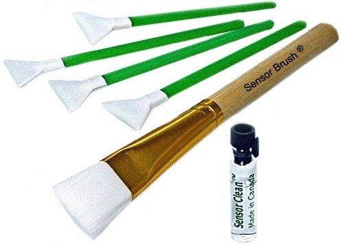 Аксессуар Набор Visible Dust Sensor Brush Dry/Wet Mini-Kit 1.6x/16mm 7667