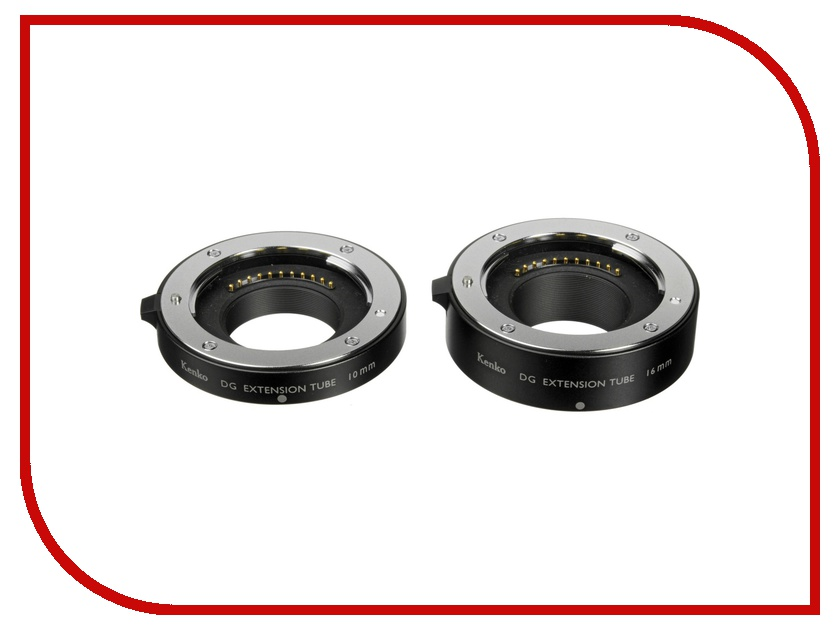 Удлинительное кольцо Kenko Extension Tube Set DG Automatic 2 Rings for Sony E-mountудлинительные кольца<br><br>