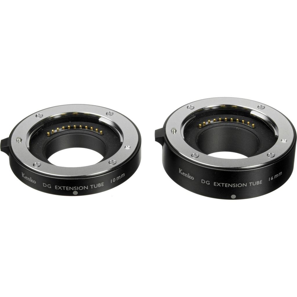 Удлинительное кольцо Kenko Extension Tube Set DG Automatic 2 Rings for Sony / Minolta