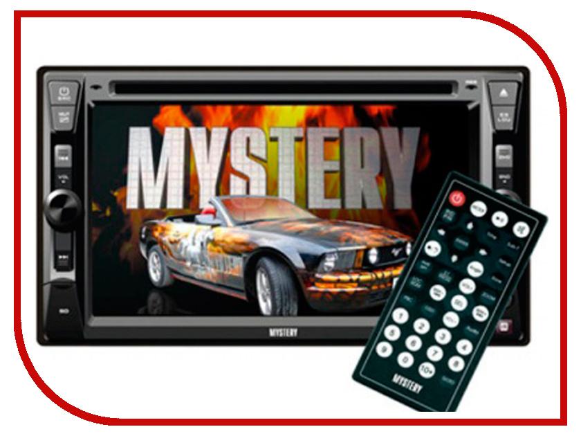 Автомагнитола Mystery MDD-6240S автомагнитола prology mdd 720