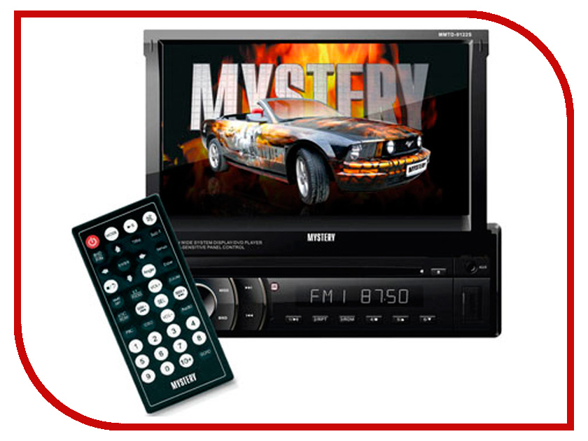 Автомагнитола Mystery MMTD-9122S<br>