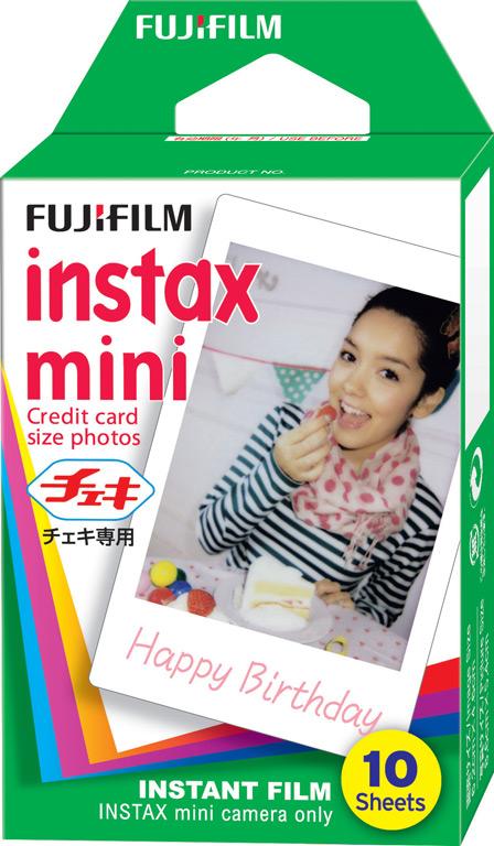 Fujifilm Glossy 10/PK для Instax mini