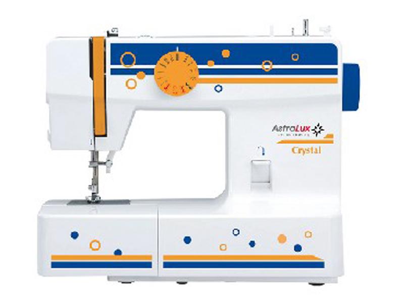 Швейная машинка Astralux Crystal