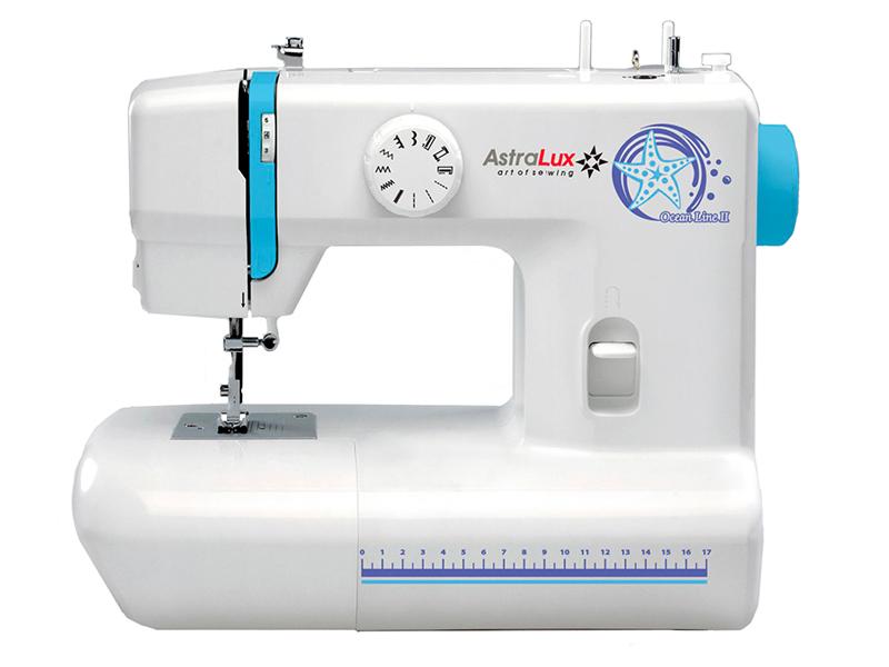 Швейная машинка AstraLux Ocean Line II astralux 542 quilt