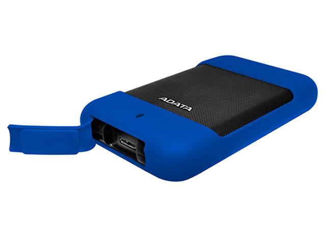 все цены на Жесткий диск A-Data HD700 2Tb Blue AHD700-2TU31-CBL онлайн