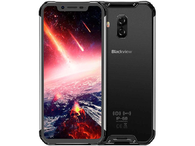 Сотовый телефон Blackview BV9600 Pro Silver