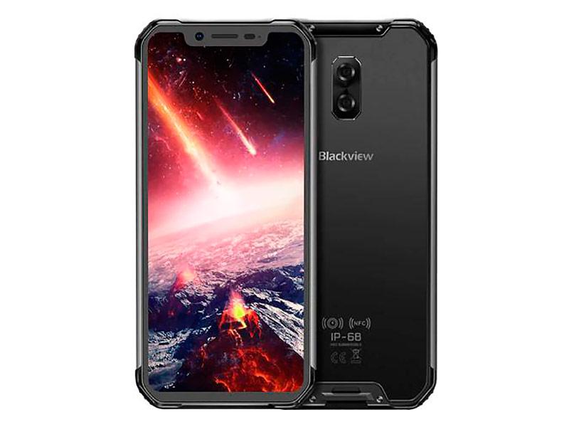 Сотовый телефон Blackview BV9600 Pro Grey сотовый телефон bq 2808 telly black grey
