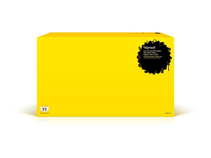Картридж T2 TC-HCF237X для HP LJ Enterprise M608/609/631/632/633/Flow M631/632/633 Black