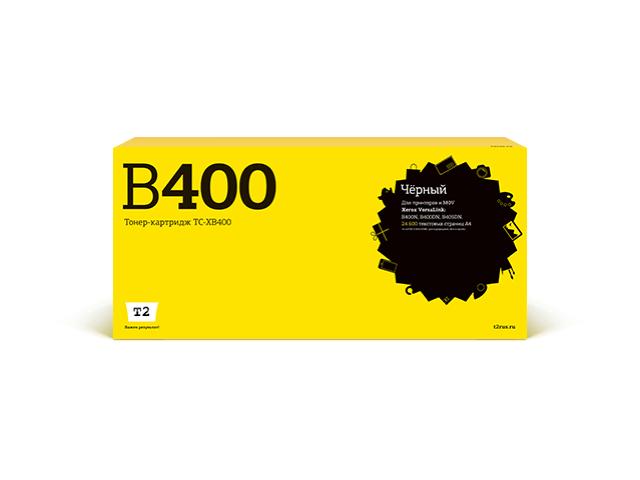 Картридж T2 TC-XB400 для Xerox VersaLink B400N/B400DN/B405DN Black 106R03585