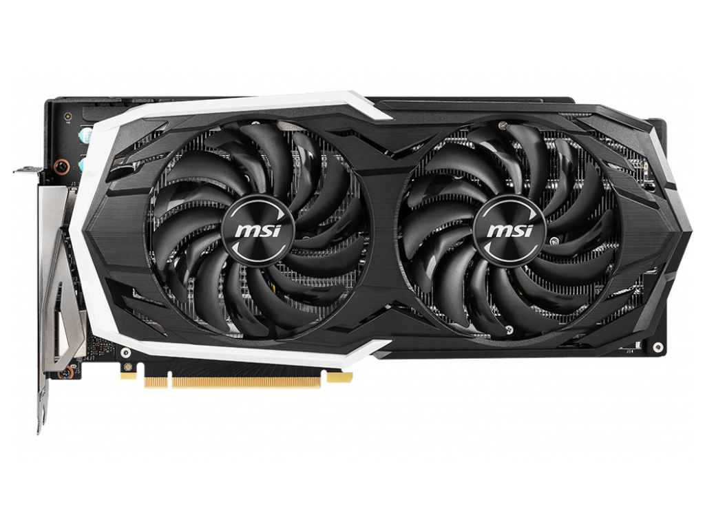 Видеокарта MSI GeForce RTX 2070 1410Mhz PCI-E 3.0 8192Mb 14 Gbps 256 bit USB-C HDMI 3xDP ARMOR 8G OCV1
