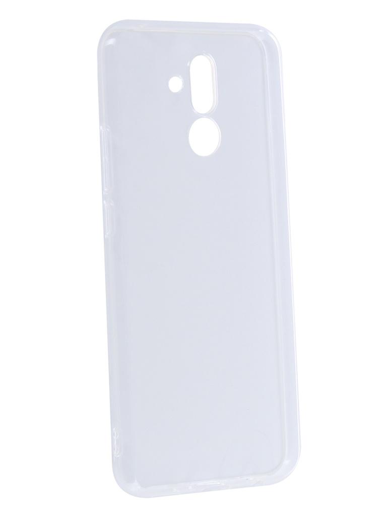 Аксессуар Чехол Liberty Project Silicone для Huawei Mate 20 Lite TPU Transparent 0L-00041577