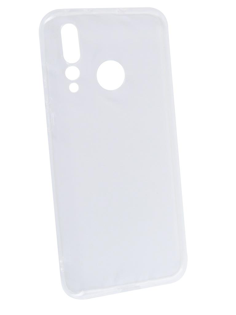 Чехол Liberty Project Silicone для Huawei Nova 4 TPU Transparent 0L-00041478