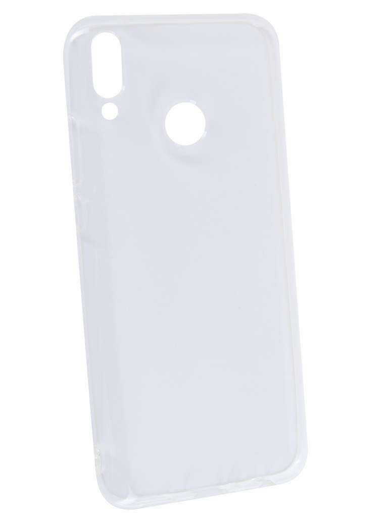 Чехол Liberty Project Silicone для Huawei Y9 2019 TPU Transparent 0L-00041481