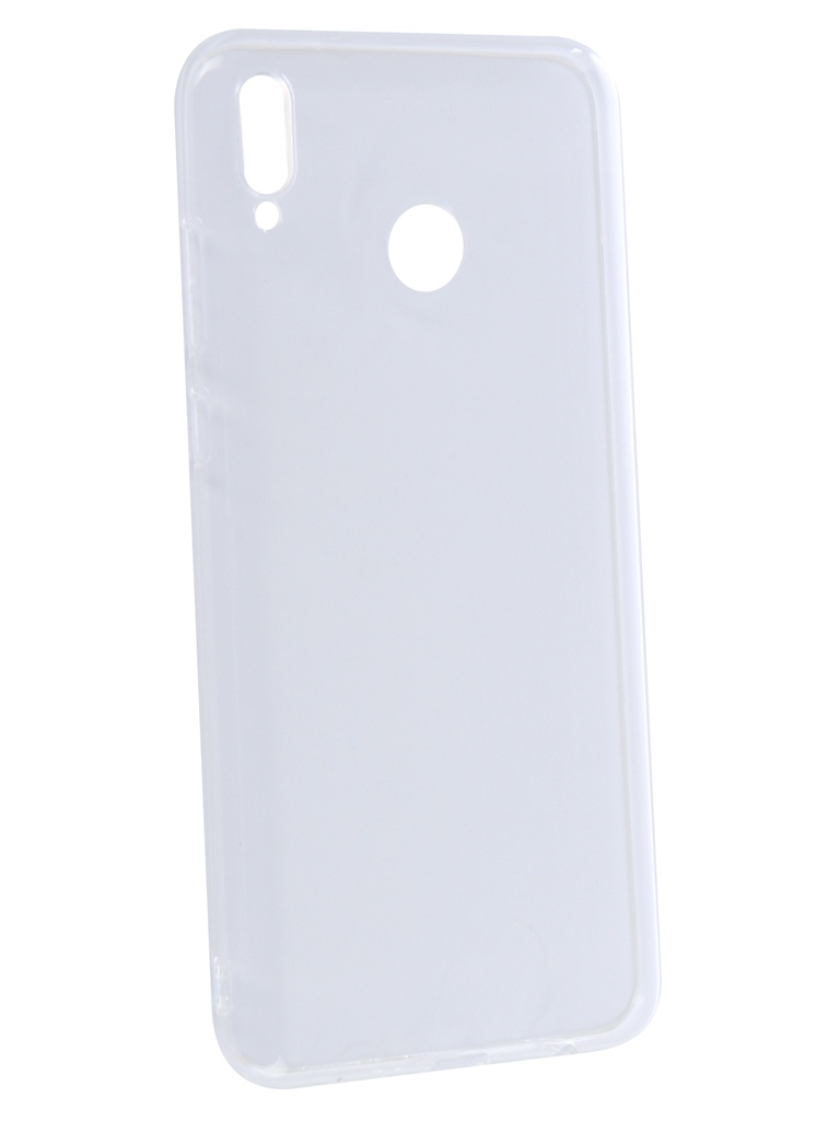 Чехол Liberty Project Silicone для Honor 8X Max TPU Transparent 0L-00041564