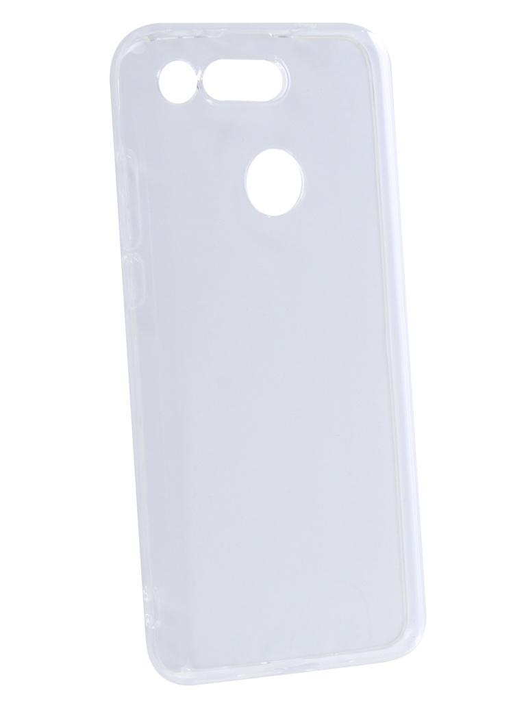 Чехол Liberty Project Silicone для Honor View 20 TPU Transparent 0L-00041566