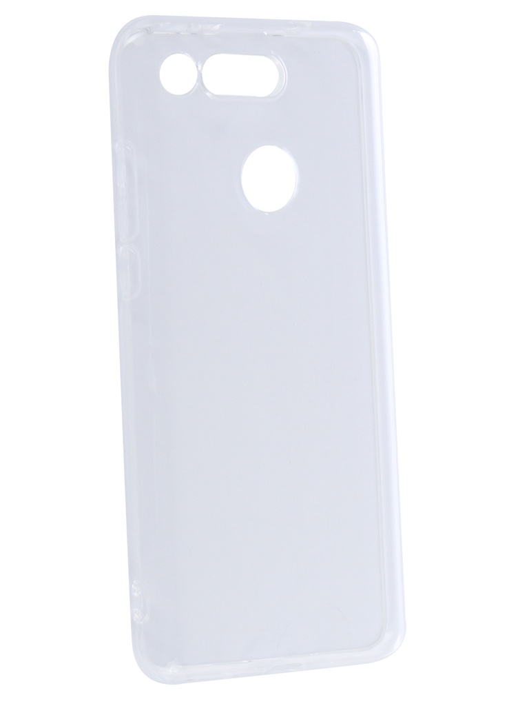 Чехол Liberty Project Silicone для Honor View 20 TPU Transparent 0L-00041567