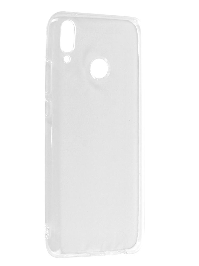 Аксессуар Чехол Liberty Project Silicone для Meizu Note 8 TPU Transparent 0L-00041579