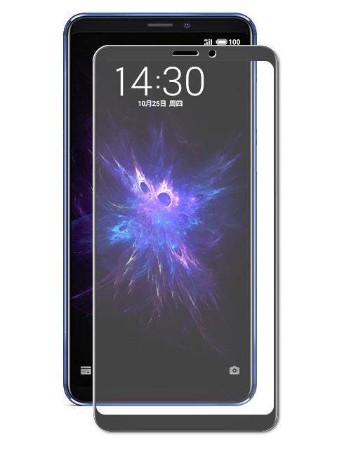 Аксессуар Защитное стекло Liberty Project для Meizu Note 8 Tempered Glass 0.33mm 2.5D 9H Black Frame 0L-00041561 аксессуар защитное стекло meizu mx5 dismac tempered glass h9