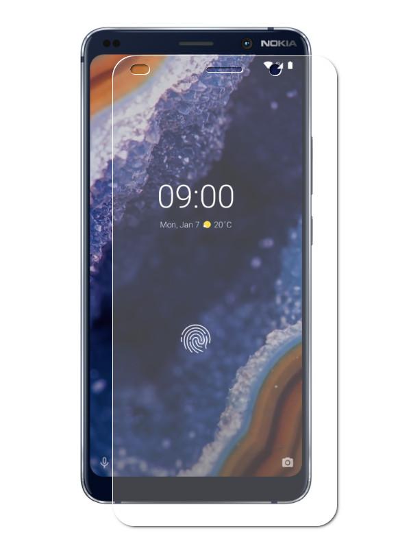 Аксессуар Защитное стекло Liberty Project для Nokia 9 PureView Tempered Glass 0.33mm 2.5D 9H 0L-00042364