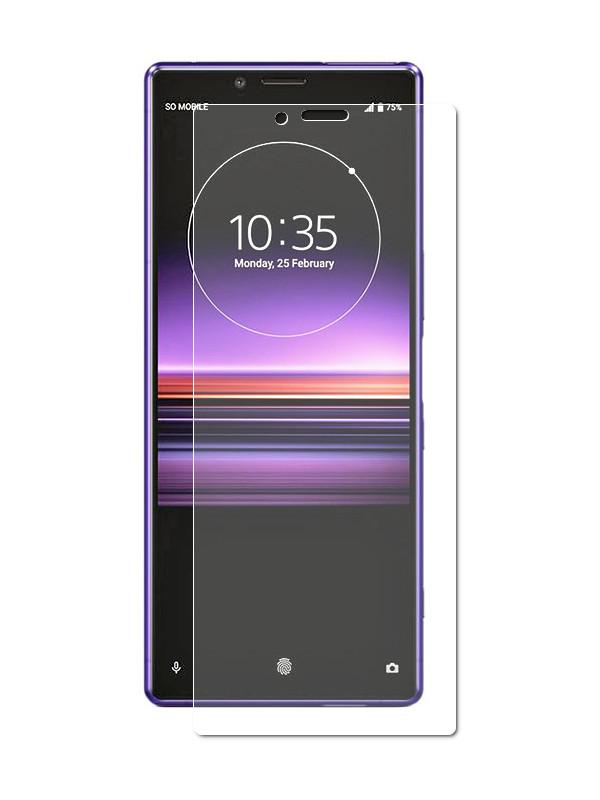 Аксессуар Защитное стекло Liberty Project для Sony Xperia 1 Tempered Glass 0.33mm 2.5D 9H 0L-00042371