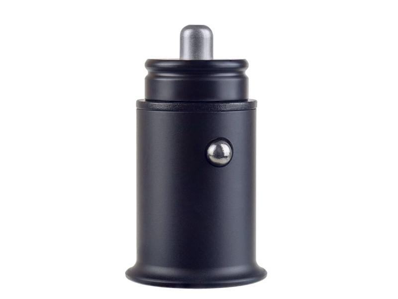Зарядное устройство Perfeo Auto 2 2xUSB 2.4А Black PF_A4457