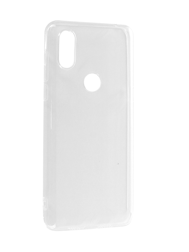 Аксессуар Чехол Liberty Project Silicone для Xiaomi Mi Mix 3 TPU Transparent 0L-00041582