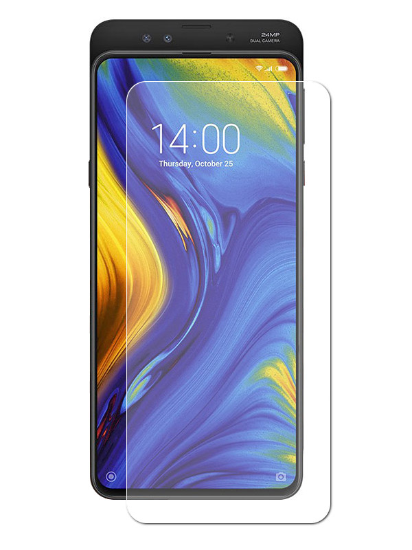 Защитное стекло Liberty Project для Xiaomi Mi Mix 3 Tempered Glass 0.33mm 2.5D 9H 0L-00041568 защитное стекло liberty project для honor view 20 tempered glass 0 33mm 9h 0l 00041549